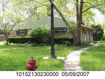 Skokie Single Family Home For Sale: 9456 Keystone Avenue
