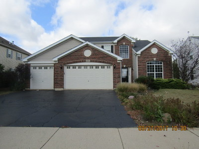 Huntley Single Family Home New
