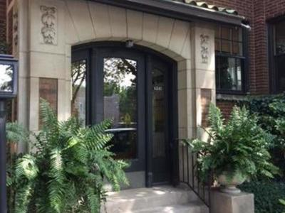 Cook County Condo/Townhouse Contingent: 6247 North Glenwood Avenue #2S