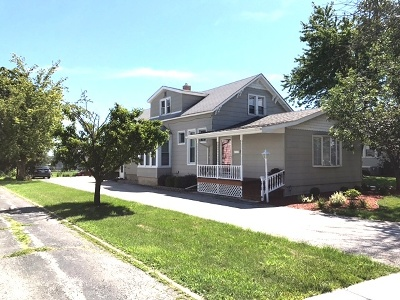 Lansing Single Family Home New: 2429 Indiana Avenue