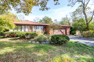 Olympia Fields Single Family Home Contingent: 20421 Hellenic Drive
