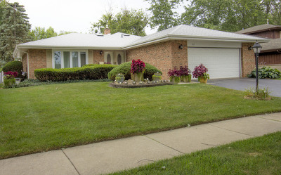 Homewood Single Family Home New: 1221 190th Street