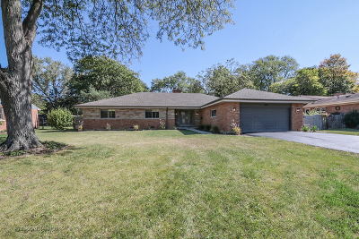 Wheaton Single Family Home For Sale: 1405 Gamon Road