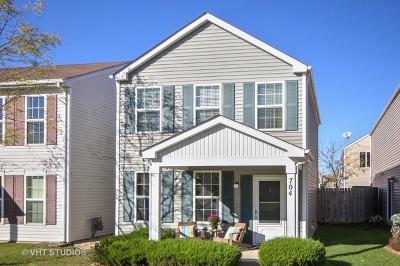 Aurora Single Family Home New: 704 Four Seasons Boulevard