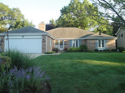 Wheaton Single Family Home For Sale: 210 Longfellow Drive
