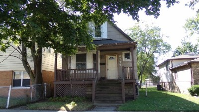 Single Family Home New: 8272 South Anthony Avenue