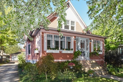 La Grange Single Family Home New: 428 North Kensington Avenue