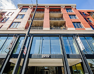 Chicago Condo/Townhouse New: 3232 North Halsted Street #H311