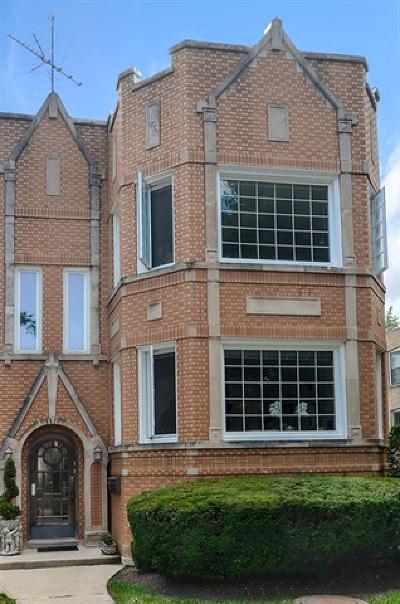 Chicago Multi Family Home New: 5814 North Virginia Avenue