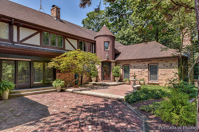Glen Ellyn Single Family Home New: 23w122 Kings Court