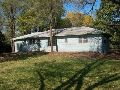 Joliet Single Family Home For Sale: 3413 West Jefferson Street