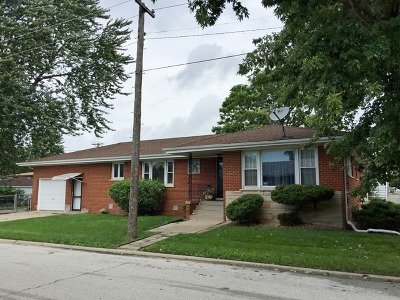 Calumet City Single Family Home Contingent: 418 Greenbay Avenue