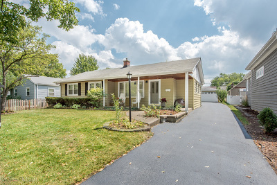 Downers Grove Single Family Home New: 405 Otis Avenue