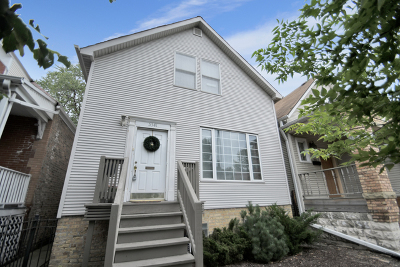 Cook County Single Family Home New: 5341 North Ashland Avenue