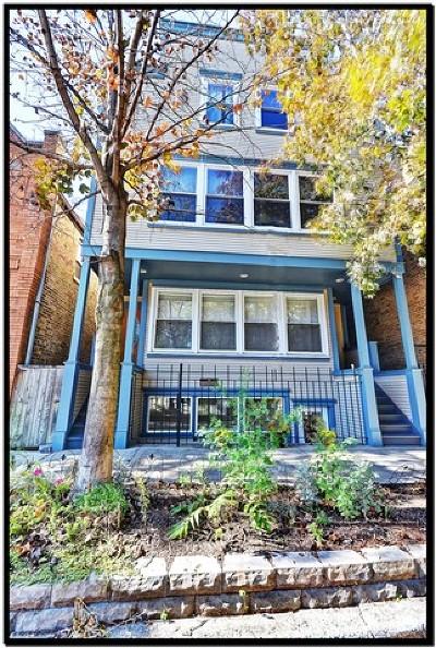 Chicago Condo/Townhouse New: 2302 North Leavitt Street #1