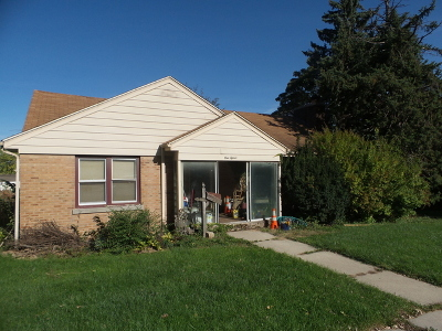 Lemont Single Family Home Contingent: 115 Cass Street