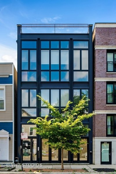 Chicago Condo/Townhouse New: 2203 West Roscoe Street #2