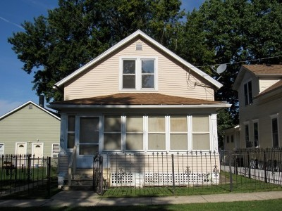 Aurora Single Family Home New: 624 Jefferson Street