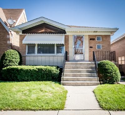 Chicago Single Family Home New: 2911 North Merrimac Avenue