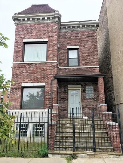 Chicago Multi Family Home New: 3354 West Jackson Boulevard