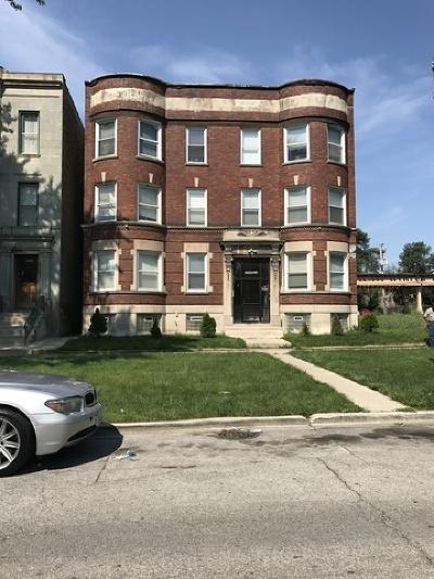 Chicago Multi Family Home New: 5938 South Calumet Avenue