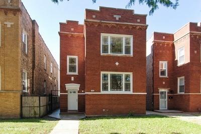 Chicago Multi Family Home New: 1634 North Mason Avenue