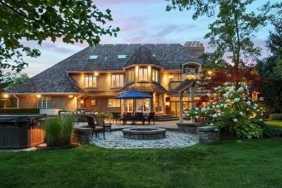 Highland Park Single Family Home Price Change: 2354 Tennyson Lane