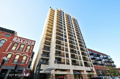 Chicago Condo/Townhouse New: 1212 North Wells Street #1203