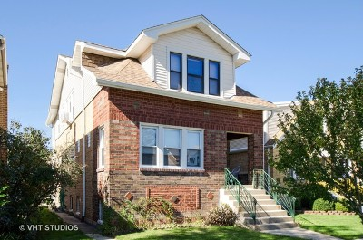 Chicago Multi Family Home New: 5016 North Meade Avenue