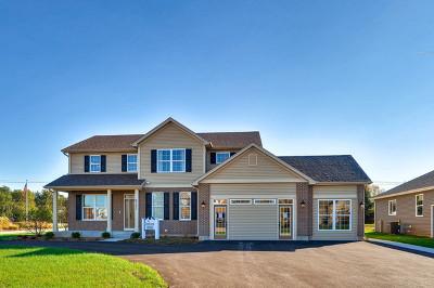 McHenry Single Family Home New: 2410 Eisenhower Boulevard