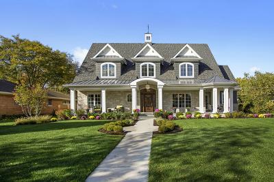 Western Springs Single Family Home For Sale: 5022 Fair Elms Avenue