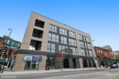 Chicago Condo/Townhouse New: 2800 North Lincoln Avenue #4N