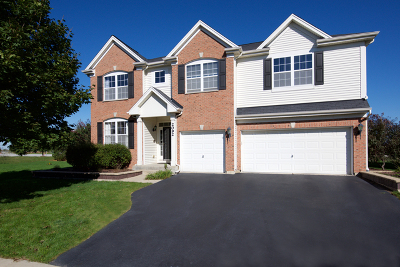 Montgomery Single Family Home Contingent: 2092 Sand Hill Court