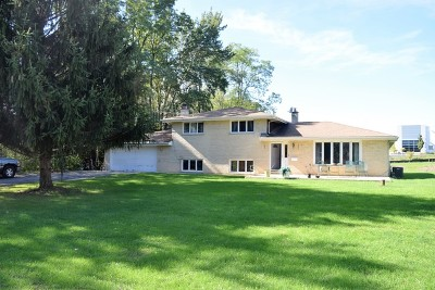 Lemont Single Family Home For Sale: 17348 Bluff Road