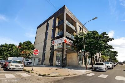 Chicago Condo/Townhouse New: 1121 North Western Avenue #4S