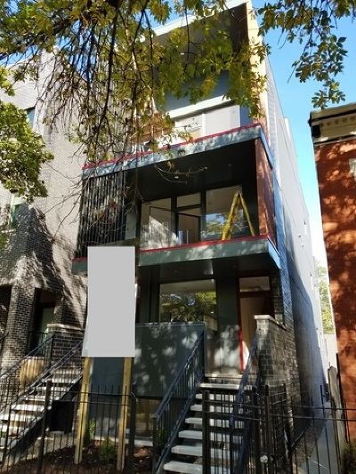 Chicago Condo/Townhouse New: 2016 West Crystal Street #1