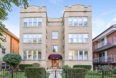Oak Park Condo/Townhouse Contingent: 423 South Kenilworth Avenue #1S