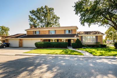 Chicago Single Family Home New: 5525 North Paris Avenue