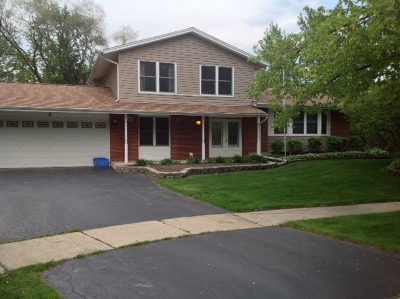 Bolingbrook Single Family Home New: 4 Haverhill Court