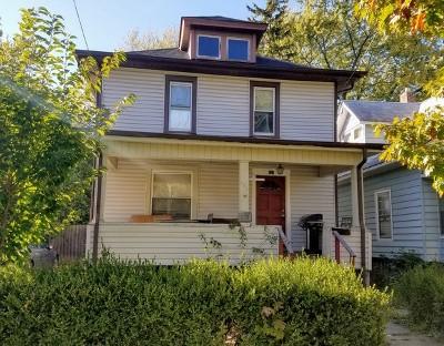 Aurora IL Single Family Home New: $127,500