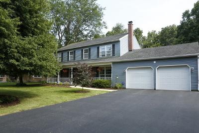 Elburn Single Family Home New: 43w033 Thorndon Ridge Drive