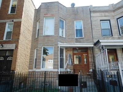 Chicago Multi Family Home New: 3309 West Le Moyne Street