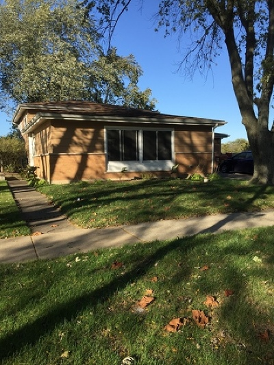 Cook County Single Family Home New: 222 Illinois Street