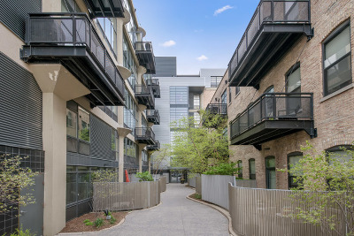 Chicago Condo/Townhouse New: 1800 West Grace Street #515T