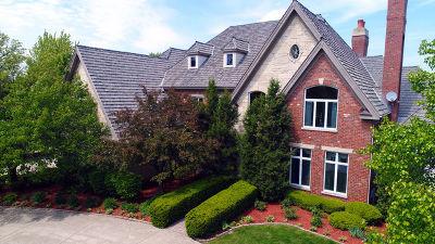 Burr Ridge Single Family Home For Sale: 2 Hillcrest Court