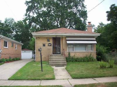 Cook County Single Family Home New: 264 West 146th Street