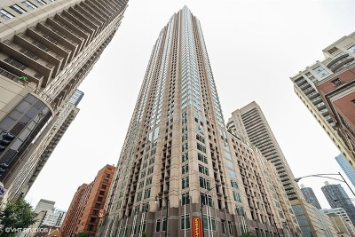 Chicago Condo/Townhouse New: 33 West Ontario Street #54D