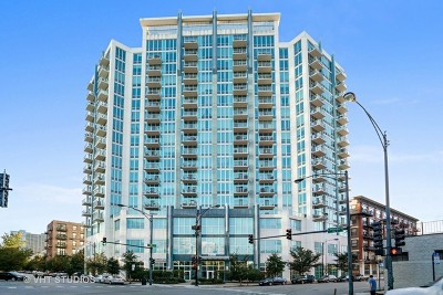 Condo/Townhouse New: 1600 South Indiana Avenue #907