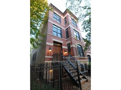 Cook County Condo/Townhouse New: 2639 North Sheffield Avenue #2