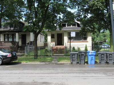 Single Family Home New: 11800 South Eggleston Avenue